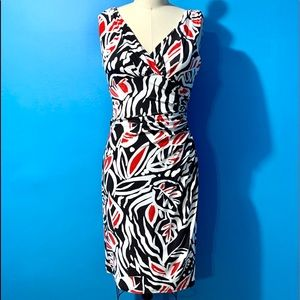 Dress by Ralph Lauren.